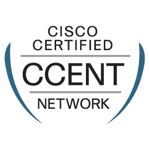 Oficial sunt certificat CCENT
